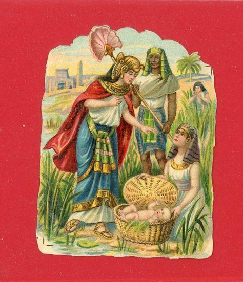 Vintage Judaica Small Victorian Die Cuts Baby Jewish New year cards Scraps | eBay