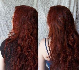 All Things Crafty: Henna Hair Dye und ein paar schnelle ...