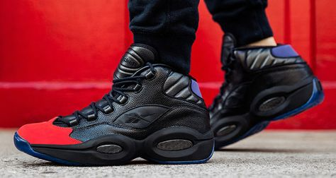 Packer Shoes x Reebok Question Curtain Call | Basketball shoes