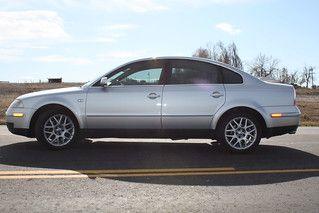 2004 Volkswagen Passat W8 095911 Volkswagen Passat Vw Passat Volkswagen