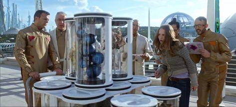 Tomorrowland film costume exhibit - Buscar con Google