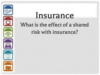 This Is A Complete 90 Minute Lesson On The Different Types Of Insurance There Is A 50 Slide Power Point Which Has Car Insurance Insurance Comparison Insurance