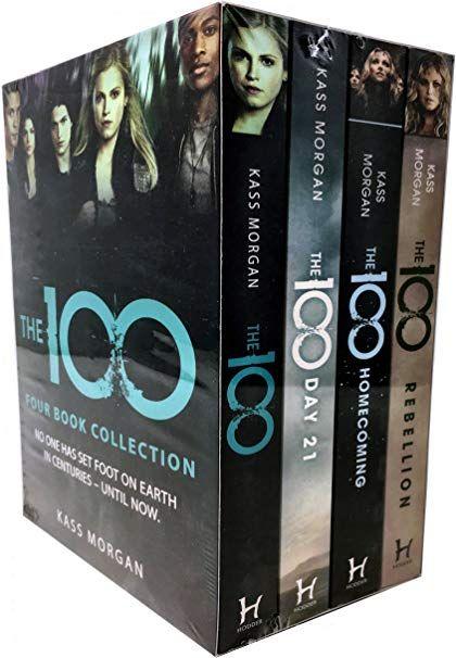 The 100 Book Series The 100 Book Series The 100 100 Book