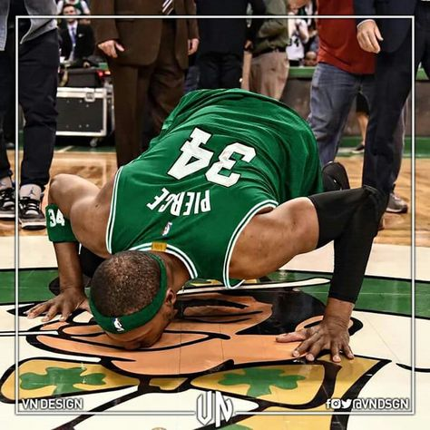 The Truth's final game in Boston -