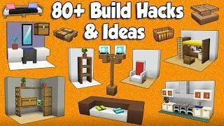 80 Minecraft Build Hacks And Ideas Minecraft Decorations Minecraft Furniture Minecraft Tips