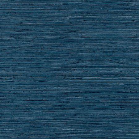 Roommates Grasscloth Blue Peel And Stick Wallpaper Walmart Com Peel And Stick Wallpaper Grasscloth Modern Wallpaper Designs