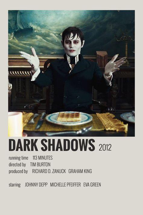Dark Shadows by Maja