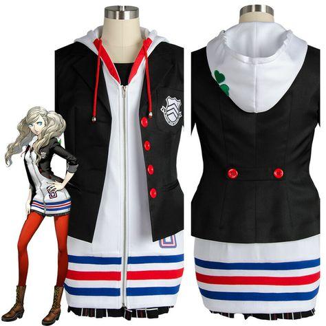 GX Jaden Yuki Red Jacket Coat Top Cosplay Costume Yu-Gi-Oh