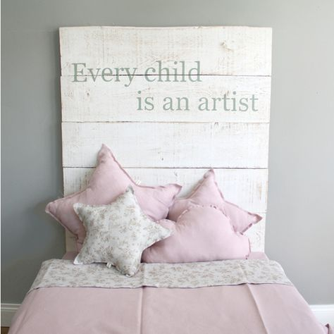 El cuarto de niña más bonito del mundo - BelandSoph.com CABECEROS