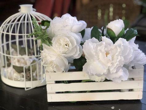 How To Build A Flower Box Super Easy Diy Paint Stir Sticks