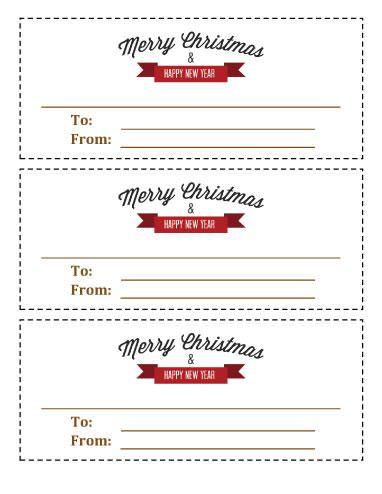 Image on Hloom http\/\/wwwhloom\/holiday-gift-christmas - christmas coupons template