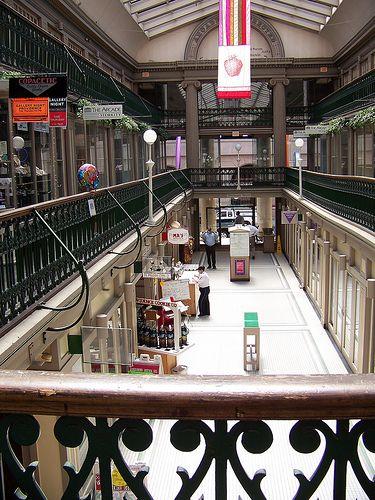 The Arcade, Providence, Rhode Island