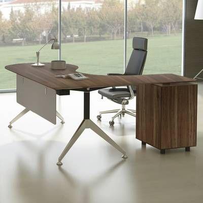 Erwon Desk Furniture L Shaped Executive Desk Unique Furniture