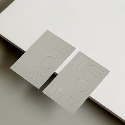 """@marburyco (1/2) Fresh new brand identity and collateral for @noestudio.co—an interior design studio based in Honolulu, HI. The name Noe (""""mist"""" in Hawaiian) speaks to the studio's design of spaces that honor their surroundings and envelop their inhabitants. Noe's identity was guided by their use of rich textures, thoughtful layers, and a marriage of form and function."""