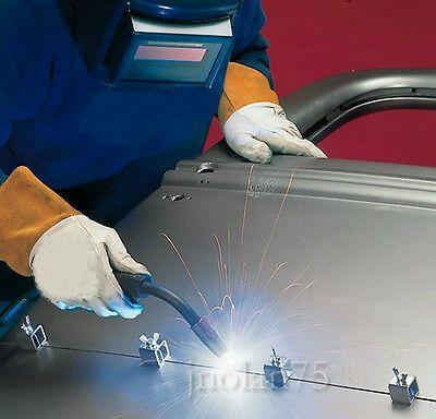 16 X Butt Welding Clamps Weld Sheet Metal Auto Car Door Skin Panel Fender