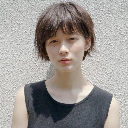 面長さん】似合うおすすめの髪型・ヘアスタイル50選