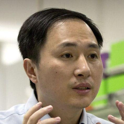 「ゲノム編集双子」の中国科学者、創業企業と関係断つ (写真=AP) :日本経済新聞