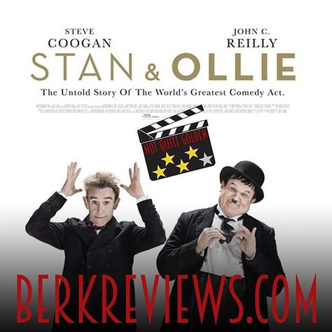 "Jon Berkenfield on Instagram: ""My review of #stanandolliemovie is up now. I really enjoyed #stevecoogan and #johncreilly in the roles. It's supposed to be in Orlando area…"""