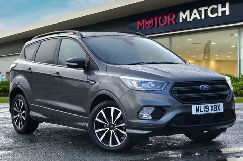 Ford Kuga 1 5 Tdci St Line 5dr 2wd In 2020 Ford Used Ford Car