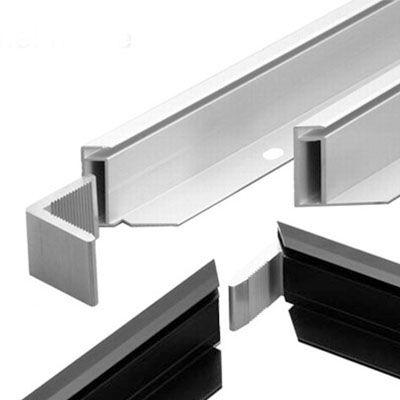 Aluminium Solar Panel Frame In 2020 Aluminum Furniture Aluminium Doors Aluminum Extrusion