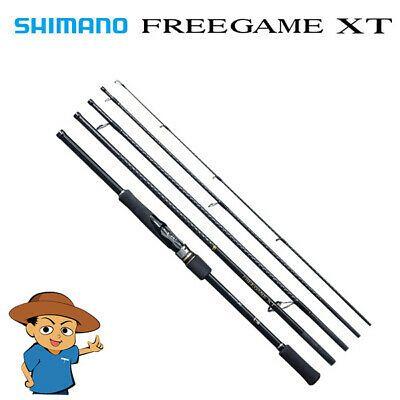 Shimano FREEGAME XT S100MH Medium Heavy telescopic spinning fishing rod