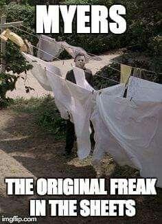 Michael Myers Sex Meme : michael, myers, Michael, Myers!!, Kill!!, Ideas, Myers,, Myers, Halloween,, Scary, Movies