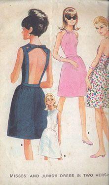15 Enchanting Vintage Sewing Pattern Ideas Necklines For Dresses Retro Sewing Patterns Vintage Sewing Patterns