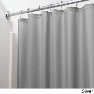 Schimmelfreier Wasserabweisender Duschvorhang Aus Stoff 70 X 72