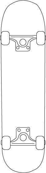 Middle school students love to design skateboardsi provide a middle school students love to design skateboardsi provide a template too many years teaching middle school art students pinterest skateboard maxwellsz