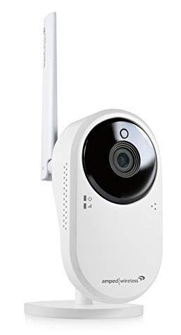 SereneLife Indoor Wireless IP Camera - HD 720p Network