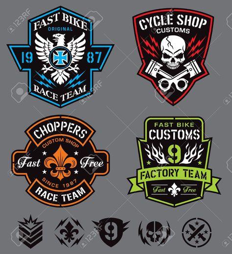 /tejida /& licencia oficial. Ghost parche Logo Patch/