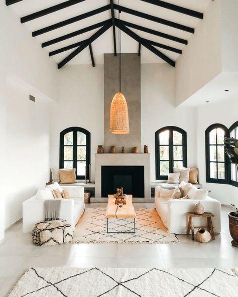 Pin On Interior Spanish inspired living room decor