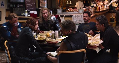 Dining With Our Favorite MCU Avengers Through Cookbooks