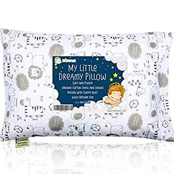 The 15 Best Toddler Organic Pillow 2020 Product Review Buying Guide Toddler Pillow Baby Pillows Toddler Cot