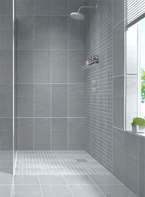 47 Trendy Bathroom Grey Tiles Ideas V 2020 G Vannaya
