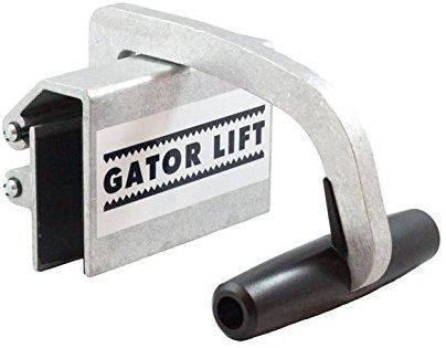 Gator Lift Plywood And Sheetrock Panel Carrier 0 To 1 1 8 Heavy Duty Metal Gripper Sheet Goods Carry Handle Single Am Metal For Sale Solid Metal Plywood