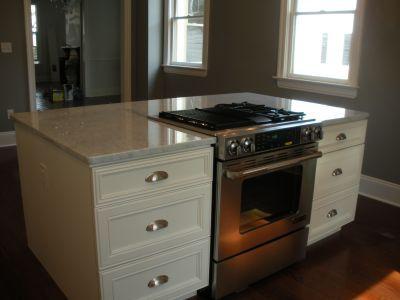 Ideas De Isla De Cocina Con Estufa 18 Kitchen Island With Stove Kitchen Remodel Small Small Kitchen Island