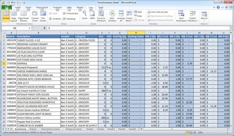 1068 best Excel images on Pinterest Templates, Cleanses and - inventory spreadsheet template