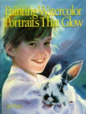 Paperback Painting Watercolor Portraits That Glow Book Portrait