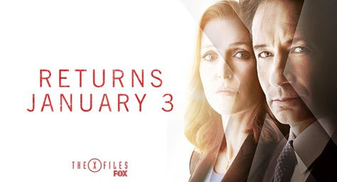 followforfollow The XFiles returns January the...