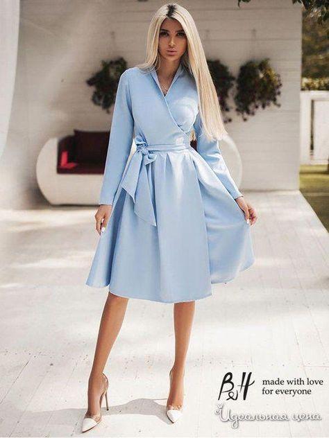 Church Dress Aqua Blue Dress: What to Wear with a Light Blue Dress?