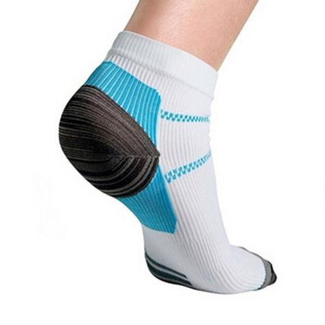 compression Heel Arch Support and...