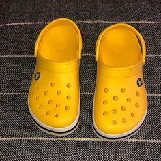 Authentic original Crocs - almost new