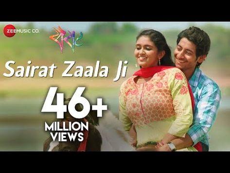 sairat marathi movie mp3 songs download pagalworld Sairat Zaala Ji -  Official Full Video | Sairat | Ajay Atul | Nagraj Popatrao … | Marathi song,  Mp3 song, Songs