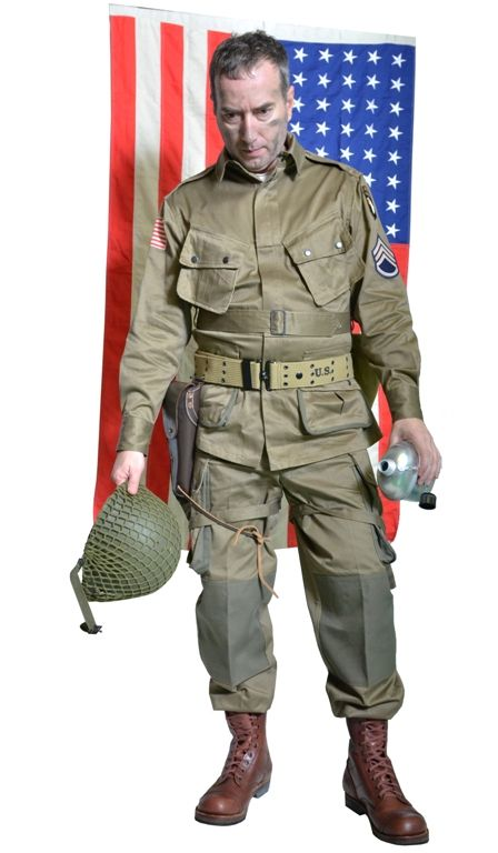 American Paratrooper Bundle
