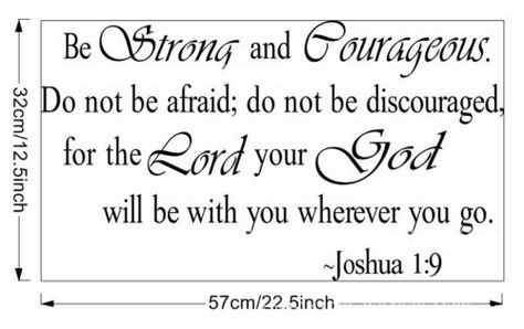 Bible-Verse-Word-vinyl-Removable-wall-Sticker-decal-quote-Inspiration-Art-Decor