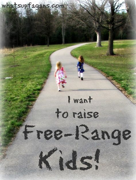 Free-Range Kids Book Review. Because, I want to let my kids have the freedom that I had as a kid!! whatsupfagans.com