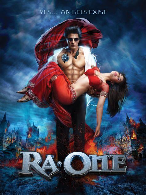 RA-One Bollywood Poster - Jeff Wack - Debut Art