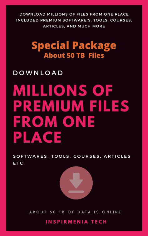 MILLIONS OF Premium FILES FROM ONE PLACE especially for freelancers