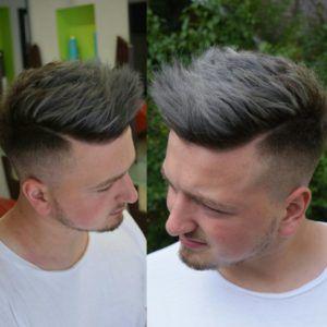 Modern Hair Dyeing Men Decor Decor Dyeing Modern Grey Hair Dye Grey Hair Men Dark Grey Hair Dye